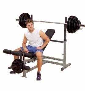 Body-Solid Bench press lavica