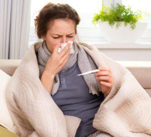 Choroby sú reakciou na slabšiu imunitu