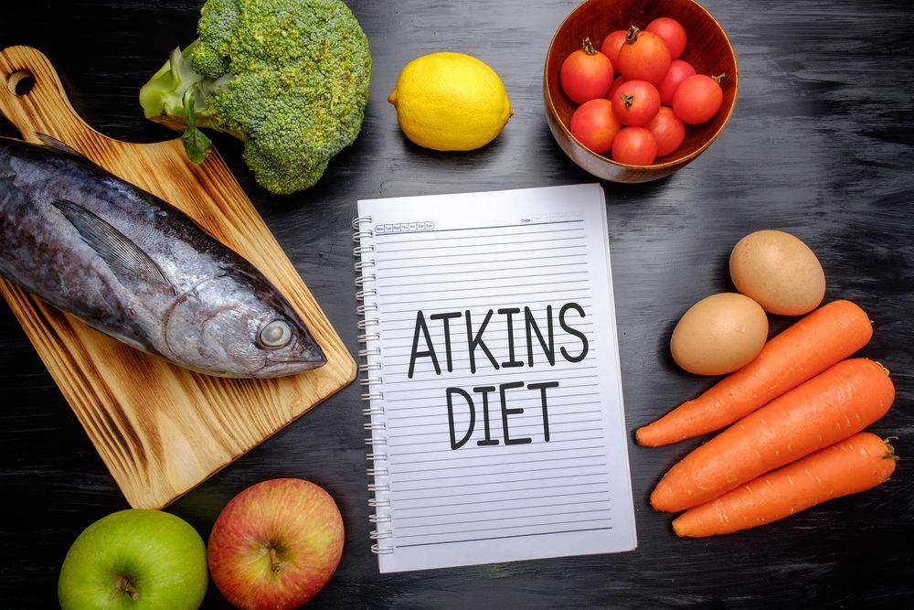 Atkinsonova diéta - nízkosacharidová