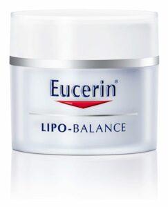 Eucerin Dry Skin Dry Skin Lipo – Balance výživný krém pre suchú až veľmi suchú pleť