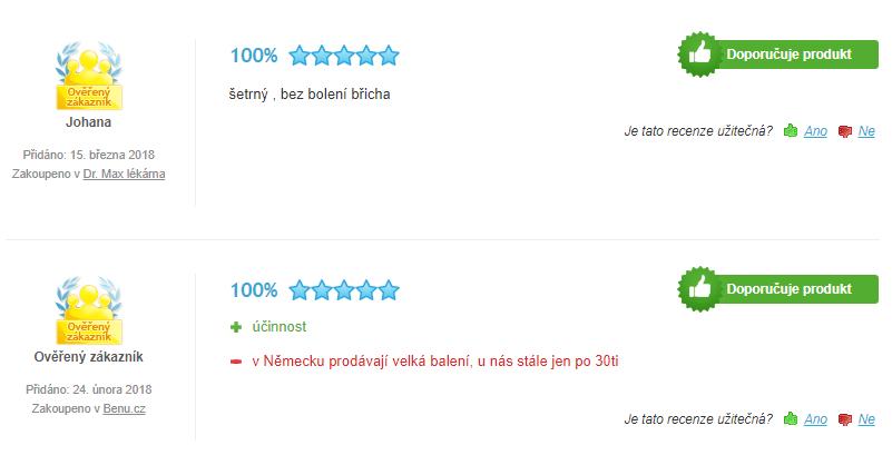 Fenolax - komentáre užívateľov