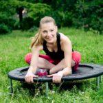 Vyberáme fitness jumping trampolíny na intenzívne skákanie - na chudnutie a formovanie postavy