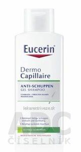 Eucerin DermoCapillaire šampón proti mastným lupinám 1×250 ml