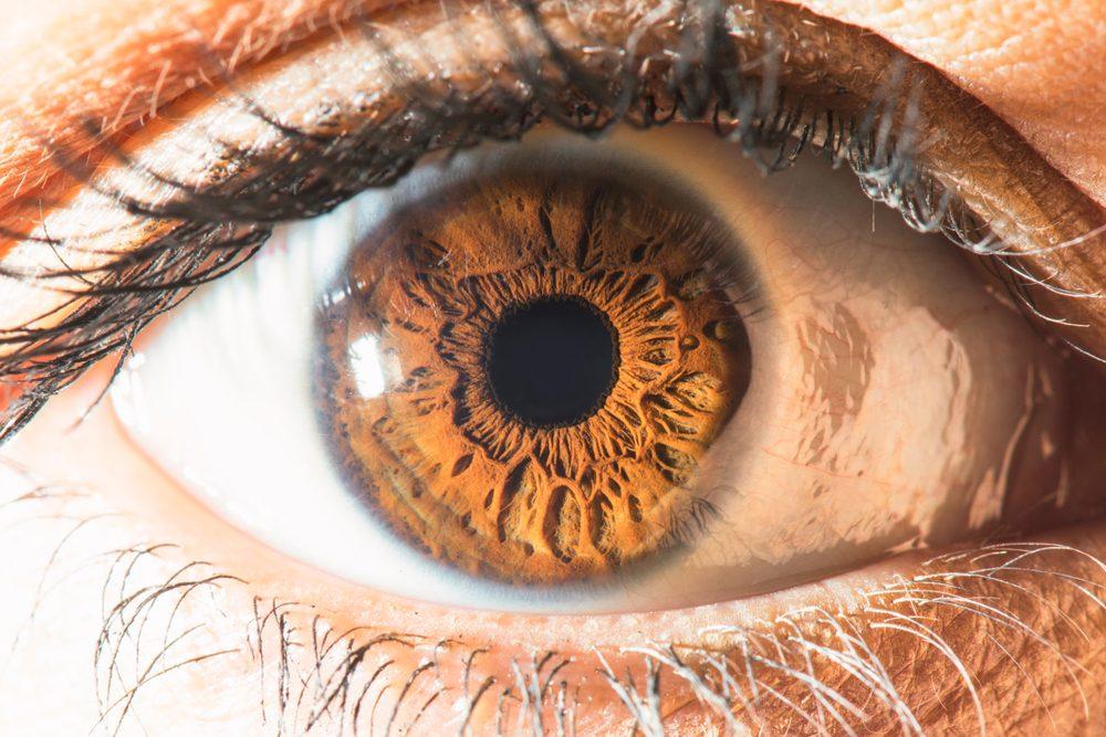 Kyselina hyalurónová a oči