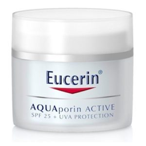 Eucerin Hydratačný krém s UV ochranou Aquaporin Active 50 ml