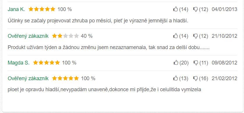 Kolagén Forte - recenzie