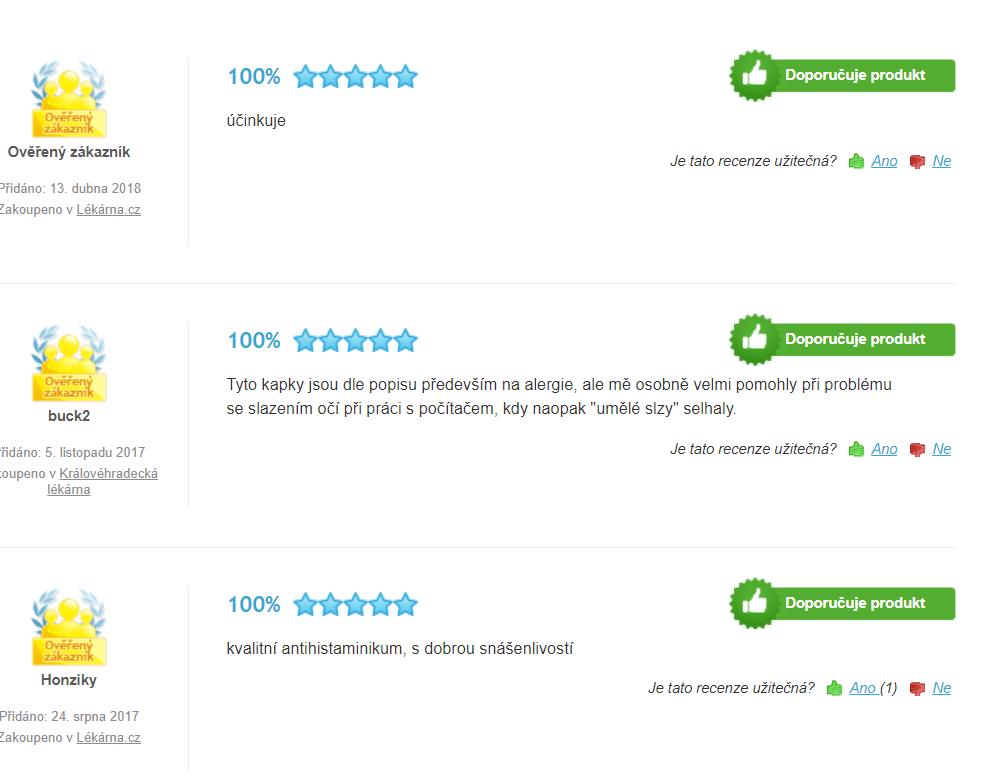 Livostin - recenzie