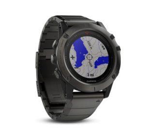 Navigácia hodiniek Garmin Fenix 5X