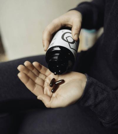 Omega 3 Puori obsah balenia