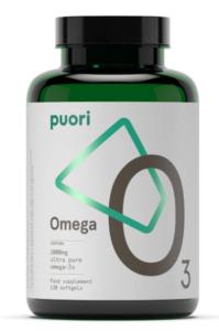 Omega 3 Puori recenzia