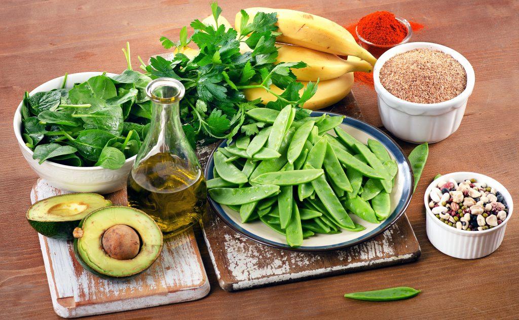 Prírodné zdroje vitamínu K