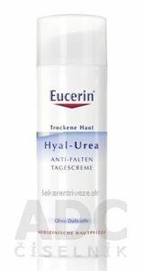 Eucerin HYAL-UREA denný krém proti vráskam pre suchú pleť 1×50 ml