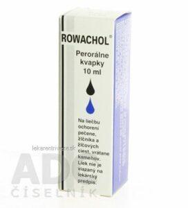 ROWACHOL kvapky 1×10 ml