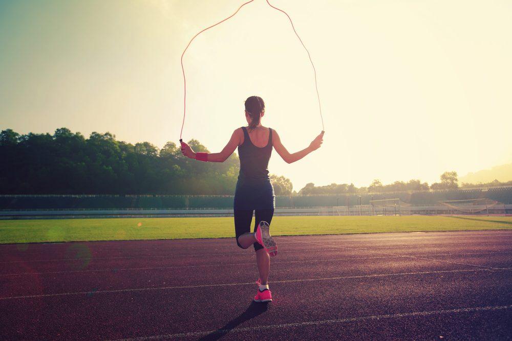 Švihadlo patrí medzi efektívne fitness pomôcky