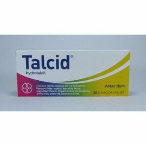 Talcid 20 tbl