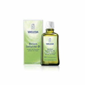 WELEDA Brezový olej na celulitídu