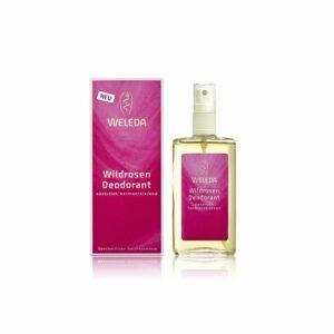 WELEDA Ružový dezodorant