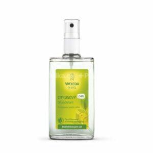 WELEDA Citrusový dezodorant  100 ml
