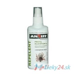 ANTIFF Exclusive Repelent 115 ml