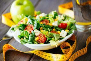 šalát mačingovej diéta