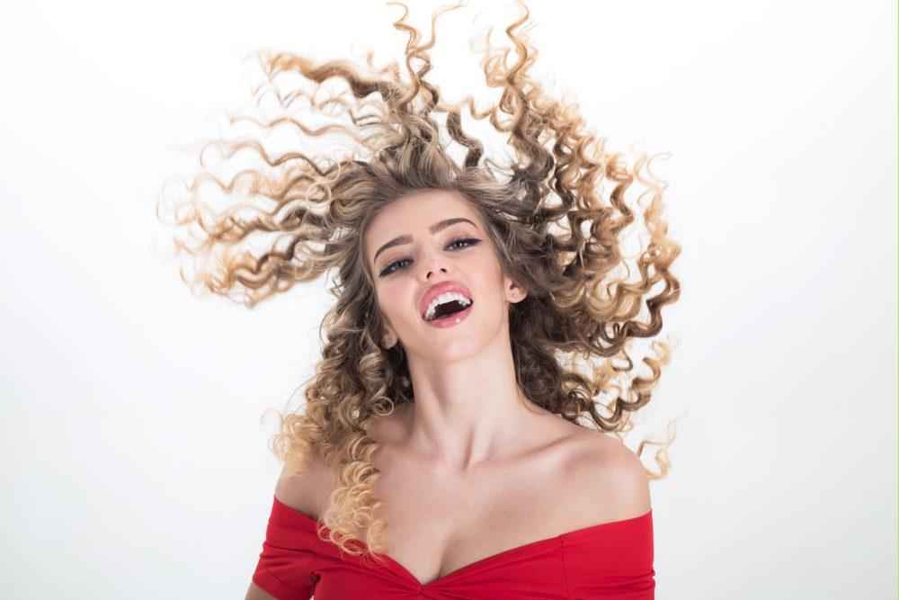 Biotín - pre krásne vlasy