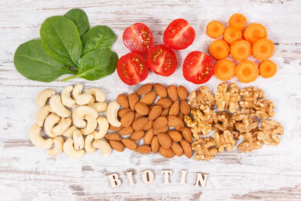 Prirodzené zdroje biotínu