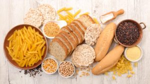 potraviny s obsahom lepku
