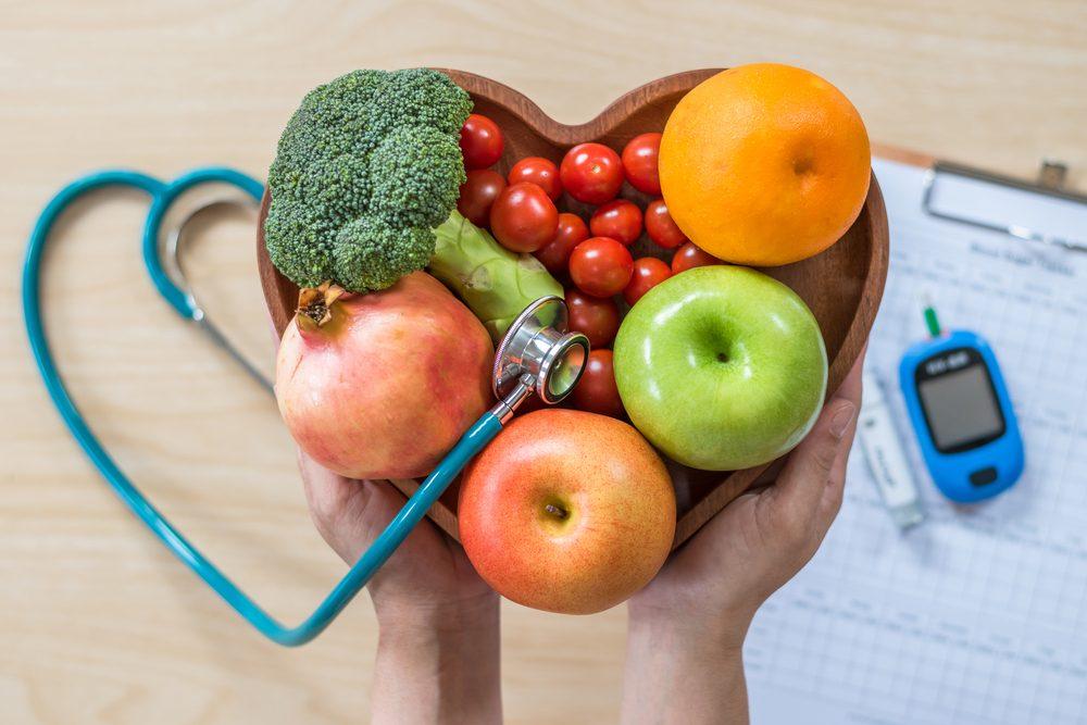 zelenina a ovocie sú pri mačingovej diéte vhodné