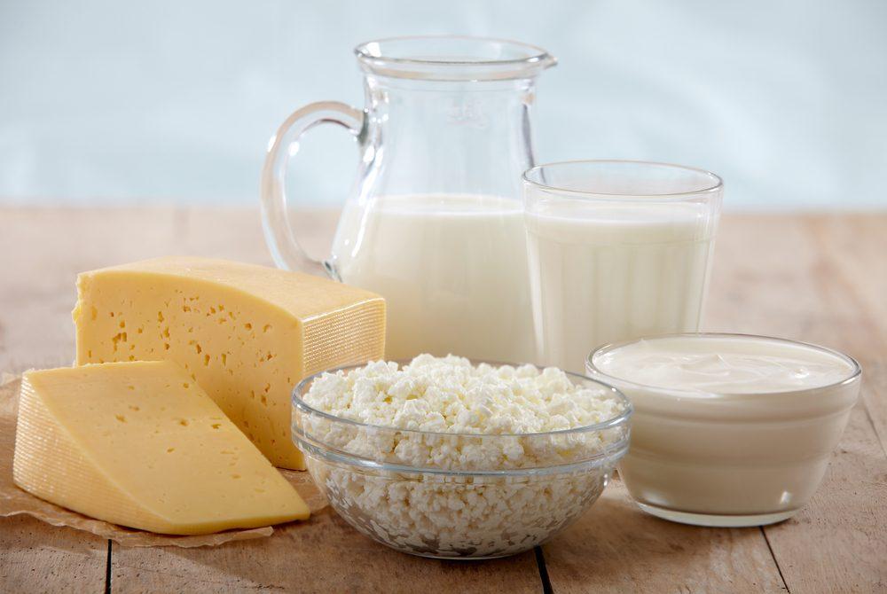 výhody mliečnej diéty