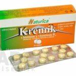 Naturica KREMÍK s biotínom a vitamínom B12 tbl 1×30 ks