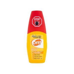 OFF! Protection plus rozprašovač repelent 100 ml
