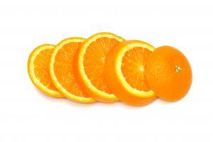 Pomarančová pleťová maska je vhodná na mastnú pleť