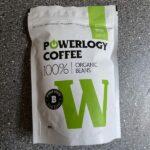 Káva powerlogy 100 % bio