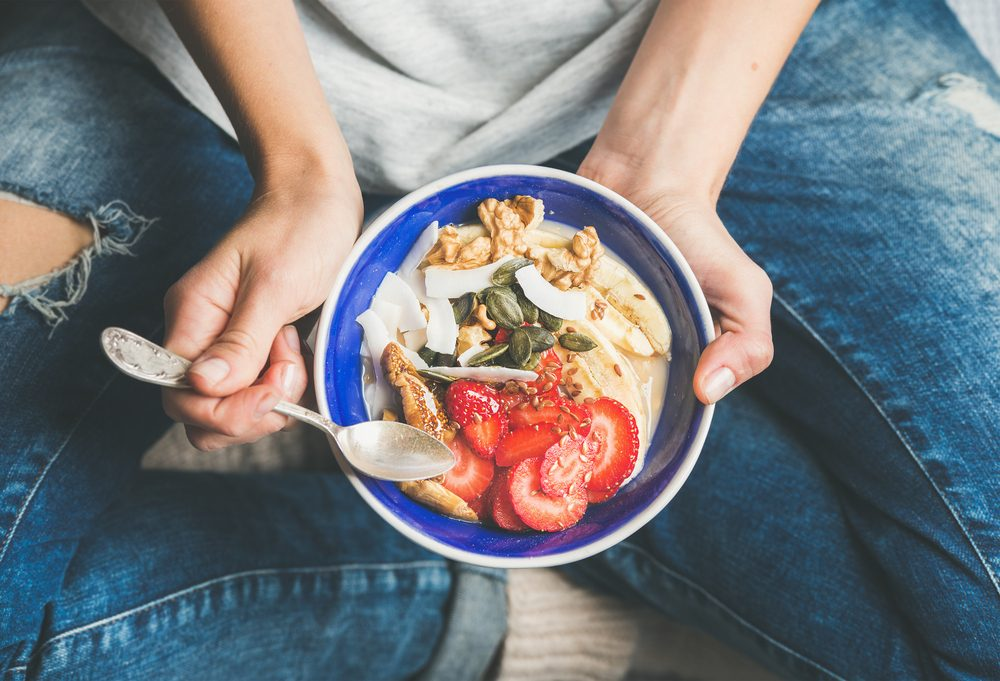 štokholmská diéta jedlo