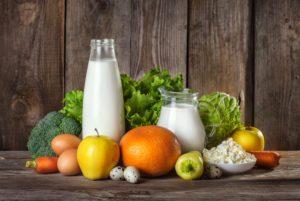 strava pri mliečnej diéte