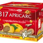 TEREZIA B17 APRICARC s marhuľovým olejom cps 150+30 zadarmo