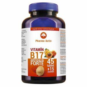 Vitamín B17 Amygdalin FORTE