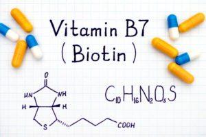Vitamín B7 - biotín