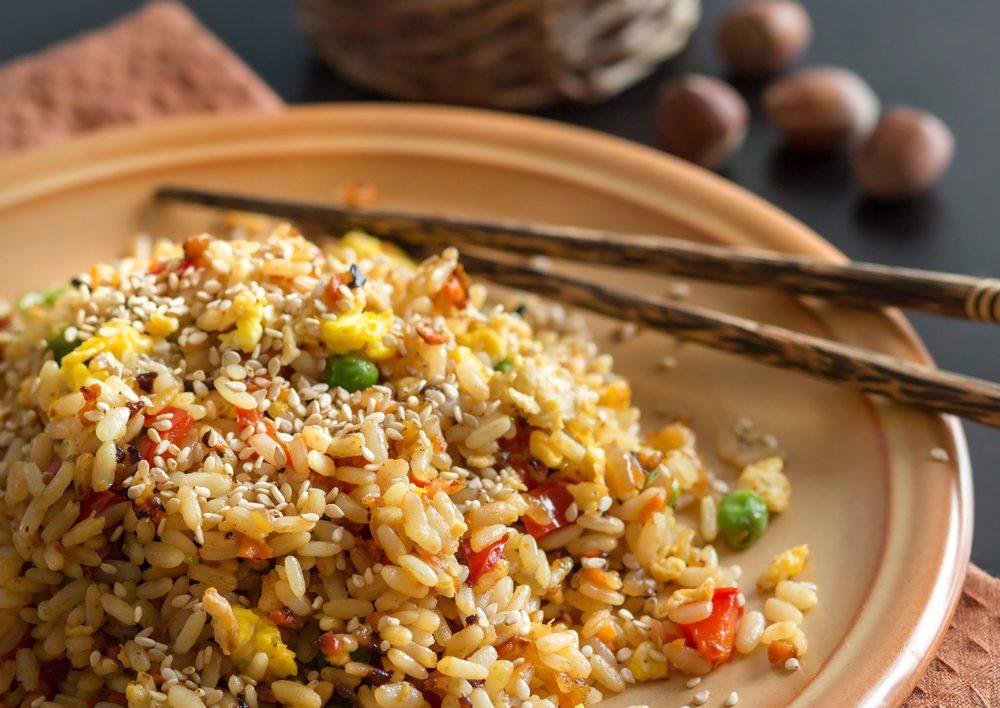 36 dňová ryžová diéta