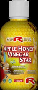 Apple Honey Vinegar Star – jablčný ocot