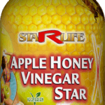 Apple Honey Vinegar Star – jablčný ocot