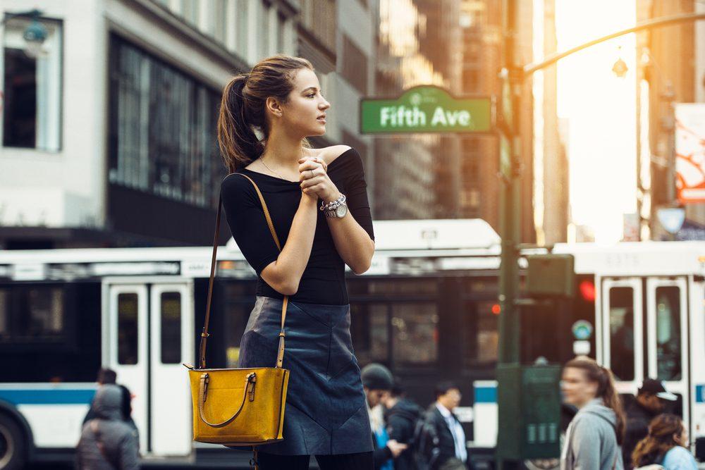 Moderná, mladistvá a elegantná - taká je vôňa od Elizabeth Arden pomenovaná podľa najluxusnejšej ulice v New Yorku.