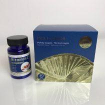 Inca Collagen - balenie, recenzia + Vitamin C