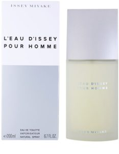 Issey Miyake L'Eau D'Issey Pour Homme, 200 ml