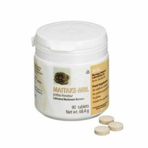 Maitake huby v tabletách