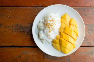 recept na mliečnu ryžu