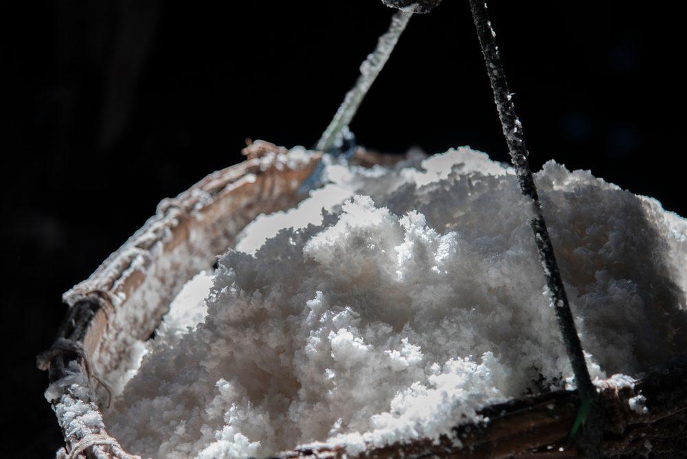 Morská soľ - prírodný zdroj jódu