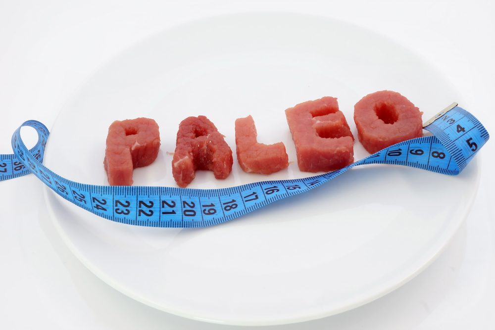 paleolitická diéta
