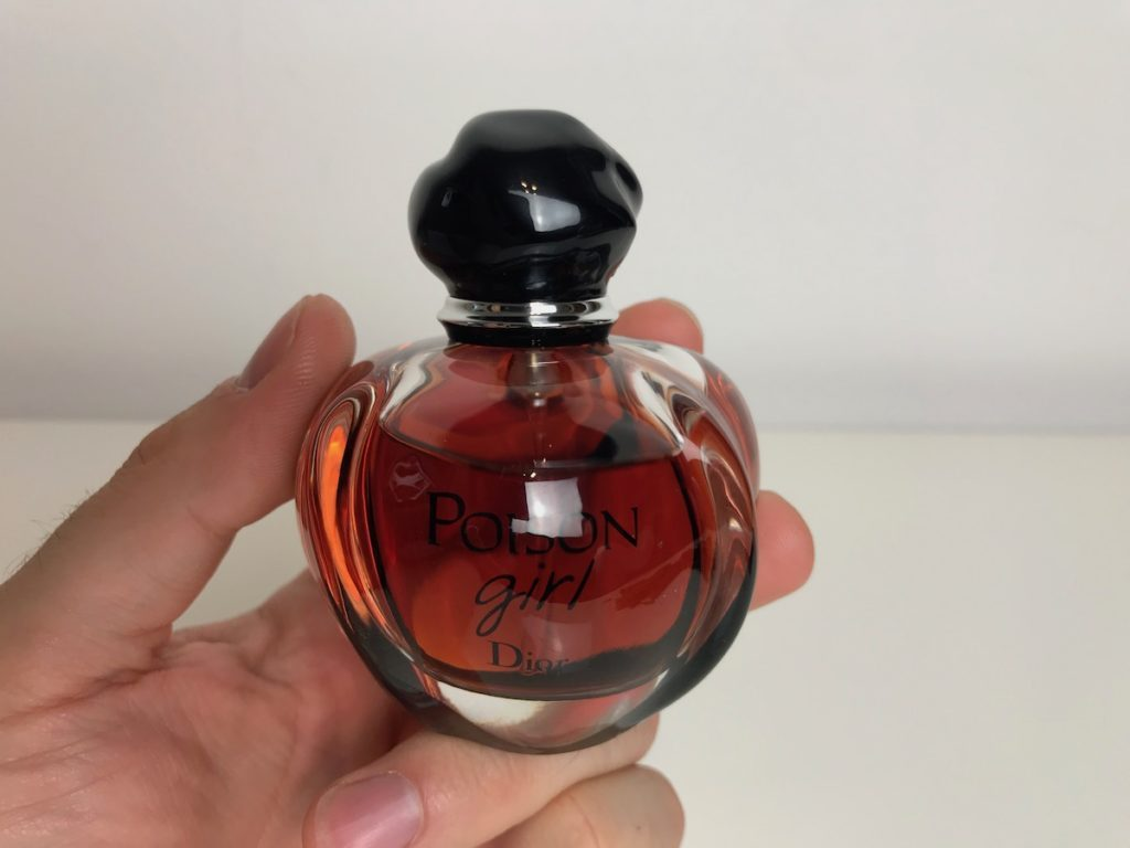 Parfum Christian Dior Poison Girl - flakón