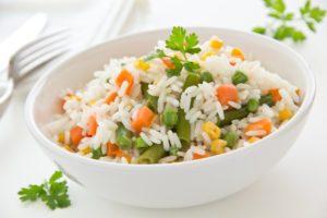 ryžová diéta recepty